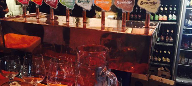 Bier auf Bornholm